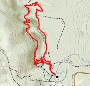Silver Falls Maple Ridge Loop The Kilted Hiker